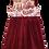 Thumbnail: Red Toile Pixie Dress