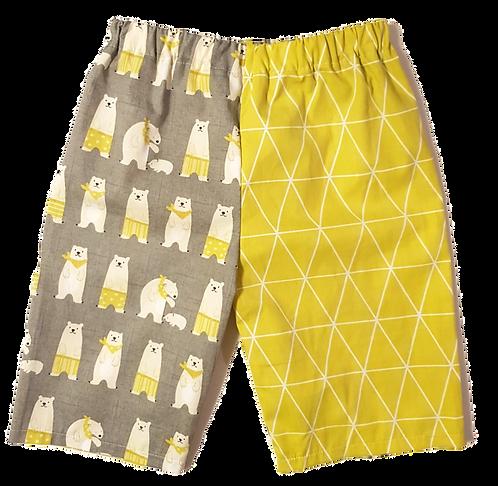 Polar Bear 3/4 shorts