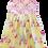 Thumbnail: Yellow Roses Pixie Dress