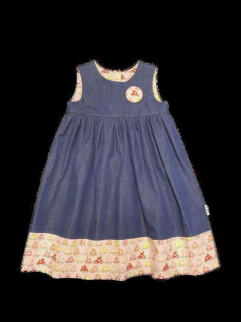Mushrooms Pixie II Dress