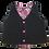 Thumbnail: Purple Flowers Waistcoat