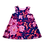 Thumbnail: Magenta Floral Reversible Dress