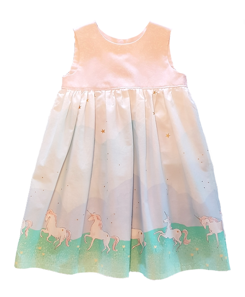 Unicorn Parade Pixie Dress