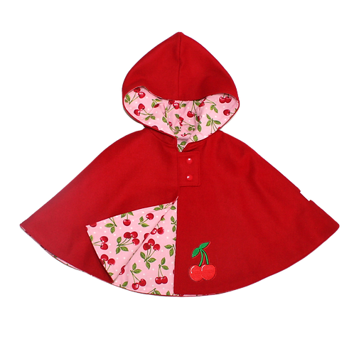 Red Cherry Cape