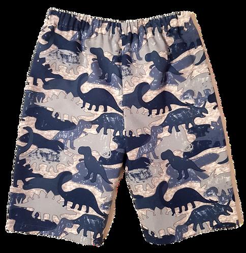 Dino Camo 3/4 shorts