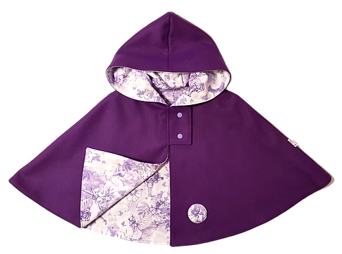 Purple Fairies Cape