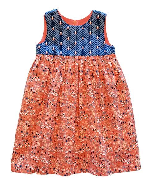 Wild Flowers Pixie Dress