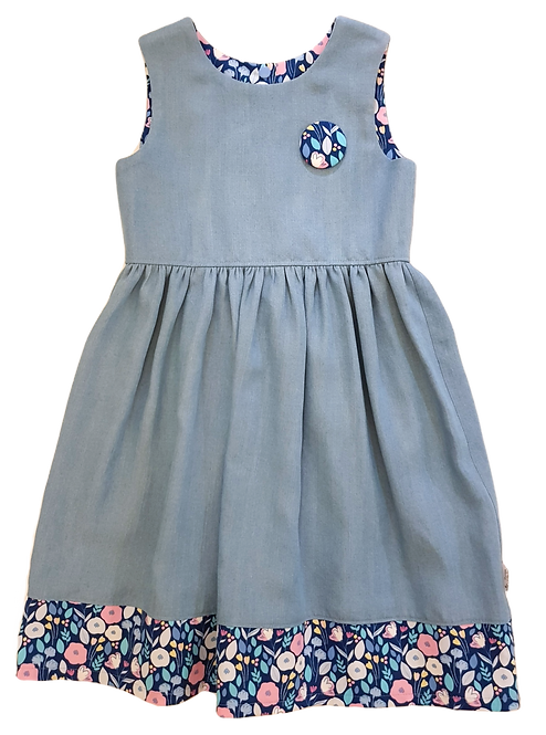 Blue Meadow Pixie II Dress