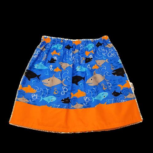 Sharks Skirt