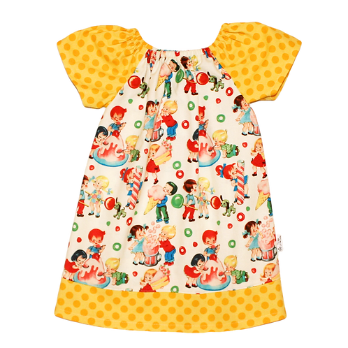 Sweet Treats Peasant Dress