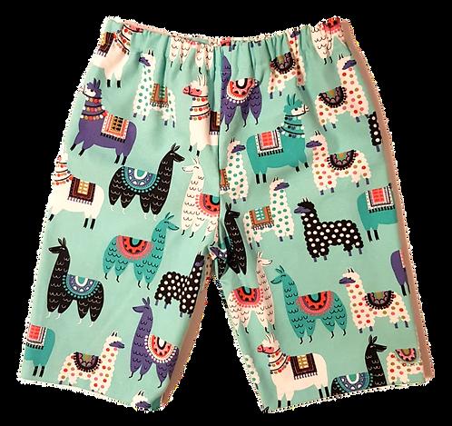 llama 3/4 shorts