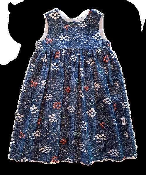 Blue Meadow Pixie Dress