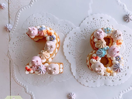 【new】ALAメレンゲクッキー 2種類レッスン