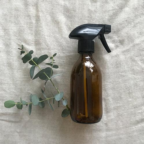 250ml Amber Glass Spray Bottle