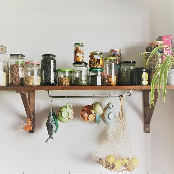 How to go low waste in the kitchen