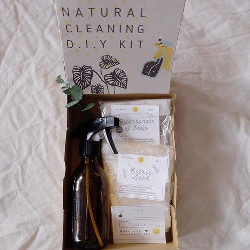 Bedrock Basics Natural Cleaning DIY Kit