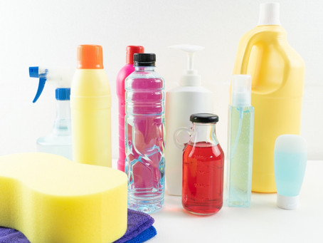 What's in our cleaning products?