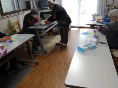 皆川さんの折り紙教室