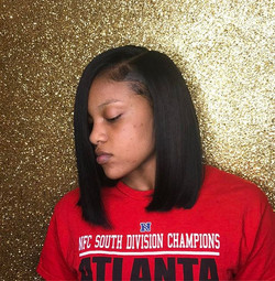 SUMMERTIME IS APPROACHING 🔥 bobs are definitely in!!! Booking link in bio!!! #AtlantaHairstylist #A