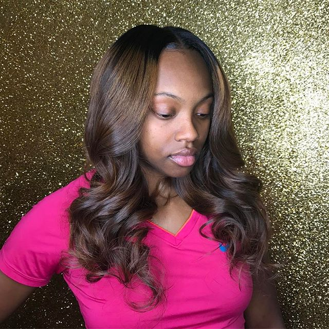 #NoFilter! FLEEKY Traditional Sew in installation 💕