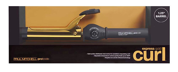 Express Gold Curler 1.25""