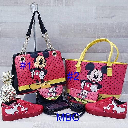 Trios Mickey