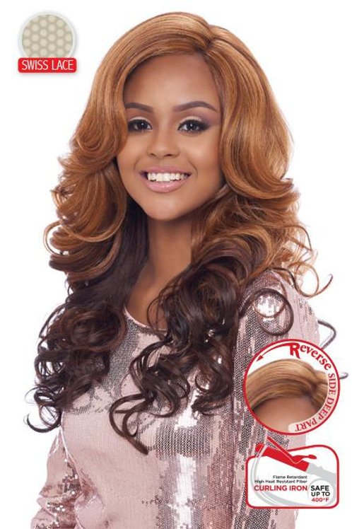 SUSY LACE FRONT WIG