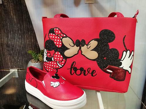 Set Mickey&Minnie