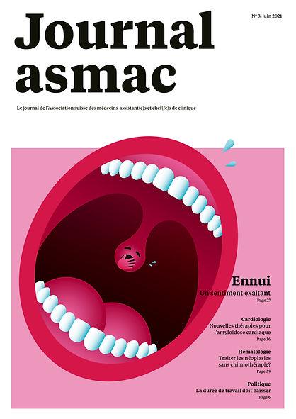 vsao Journal Nr. 3 - Juni 2021 - www.bettinareichl.com - _Künstler der Medizin_ asmac.jpg