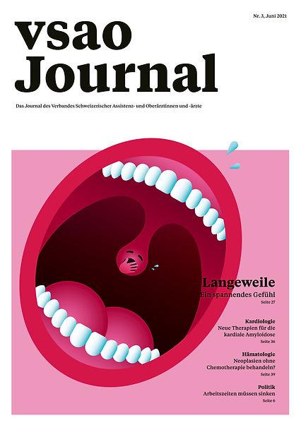 vsao Journal Nr. 3 - Juni 2021 - www.bettinareichl.com - _Künstler der Medizin_.jpg