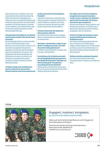 vsao JOURNAL Nr. 1 - Februar 2021 (versc