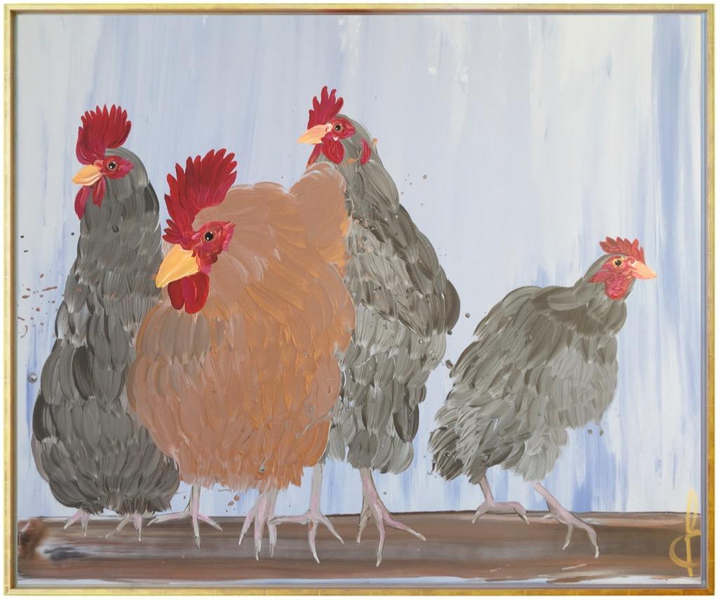 Pia, Helen, Julia & Florance