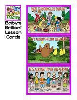 Weekly-Focus-Board-Babys-Brilliant-Cards