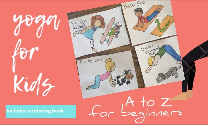 Yoga for Kids A to Z for beginners