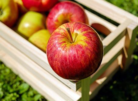 Niedocenione wartości lecznicze jabłek.