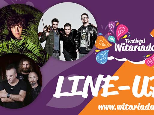 Muzyczny line-up Witariady!
