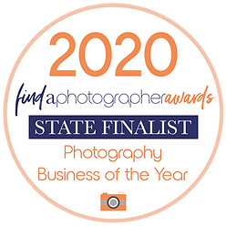 State Finalist Photography Business of t