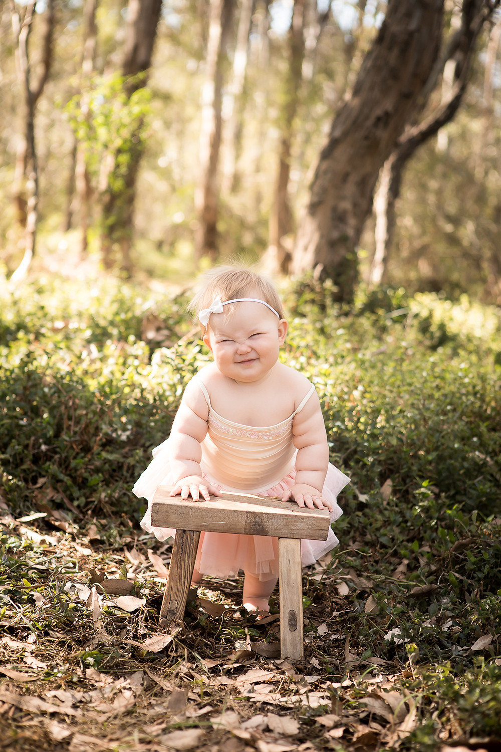 first birthday portrait samantha bryce photography west western sydney newborn photographer