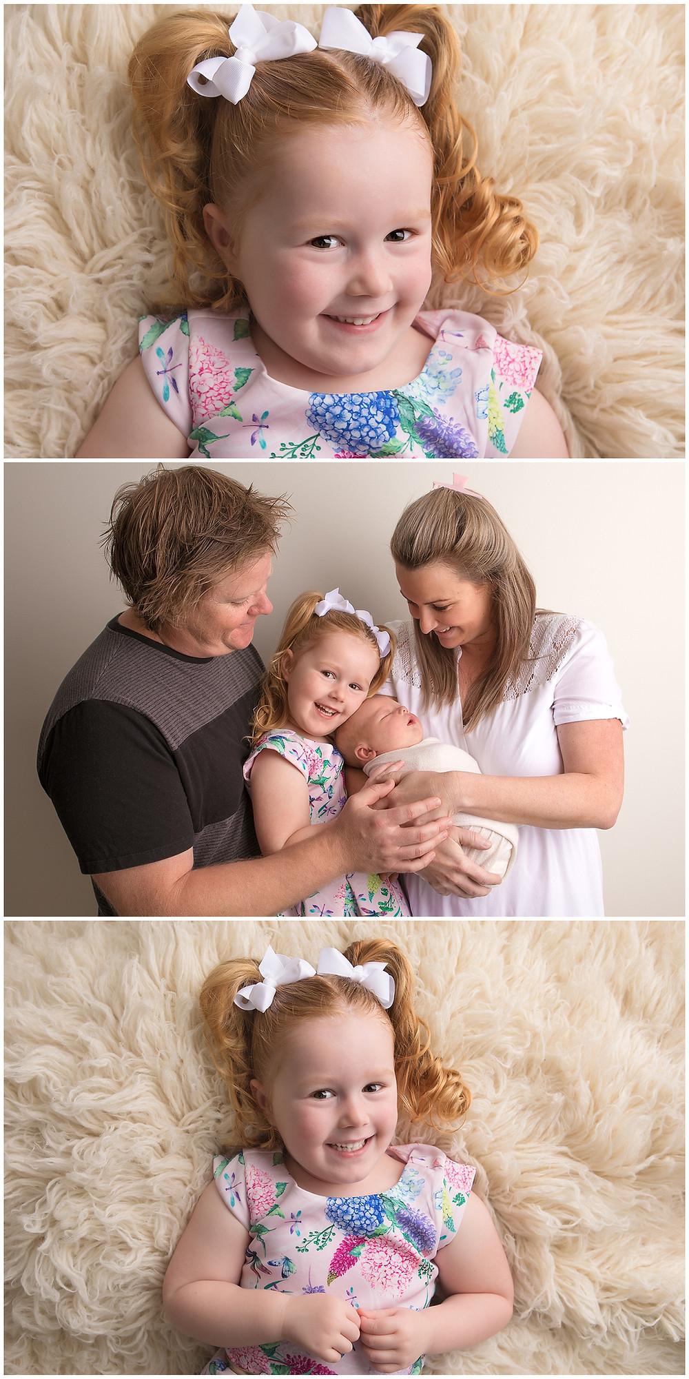 Samantha Bryce Photography newborn session south west sydney