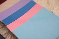 Box colour swatches