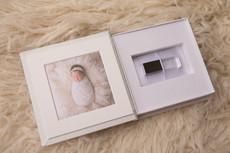 Personalised Keepsake USB Box