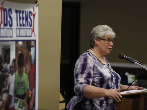 Vaughn leaves Kids in Motion to help communities start similar programs