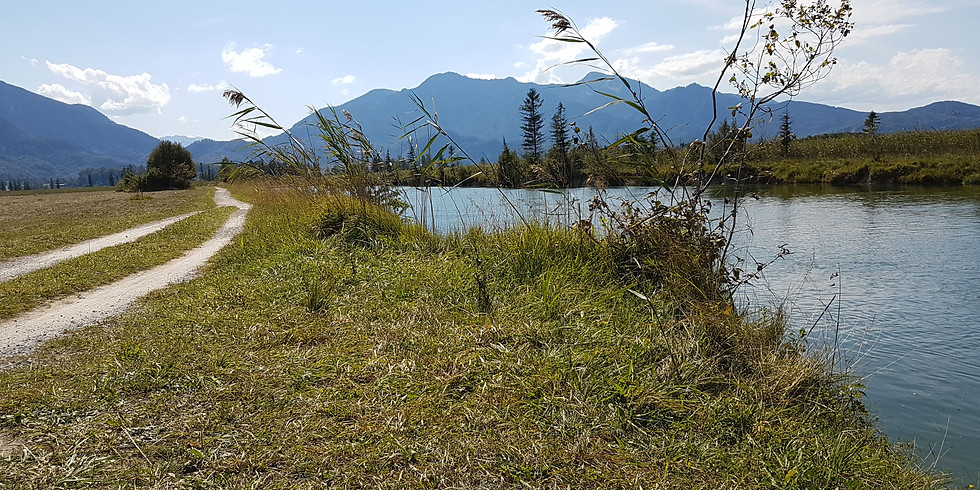 Fastenwandern nach Buchinger in Oberbayern (5-Seen-Land) (1)