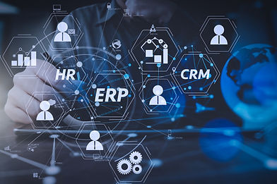 Architecture of ERP (Enterprise Resource