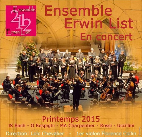 Printemps 2015 (version CD)