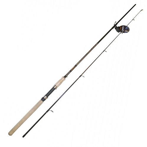 Спиннинг Kaida Premium 2,4 метра, тест 5-20 гр