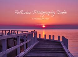 Sunset at Point Richard Pier 03