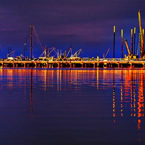 Portarlington  Pier Panorama