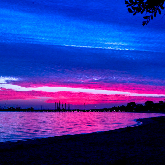 Portarlington Sunrise