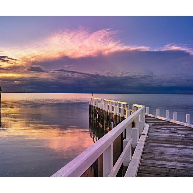 Point Richard Pier Sunset_Pano120, 50.jp